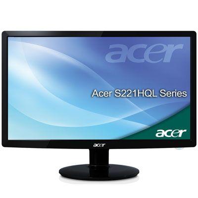 Монитор Acer S221HQLdbd ET.WS1HE.D01