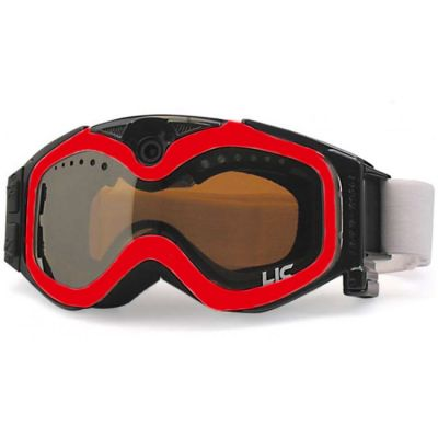 Liquid Image ������������� �����-����� LIC335R Summit Series Snow Board Goggle Cam (Red)