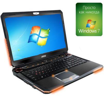 Ноутбук MSI GT683DX-461