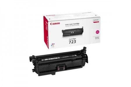 Картридж Canon 723 M Magenta/Пурпурный (2642B002)