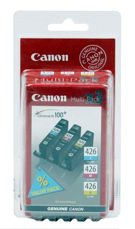 Расходный материал Canon ij cartridge CLI-426 cmy emb 4557B005