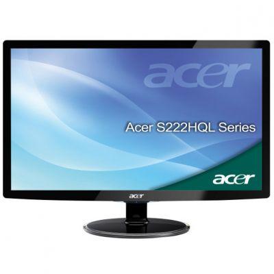 Монитор Acer S221HQLbd ET.WS0HE.002