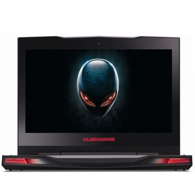 Ноутбук Dell Alienware M11x Black M11x-7605