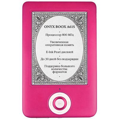 ����������� ����� Onyx Boox A61S Juliet Pink