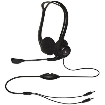 Наушники с микрофоном Logitech PC 860 981-000094