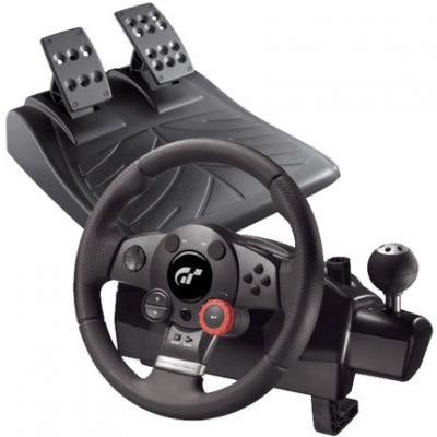 Logitech Руль Driving Force gt 941-000021