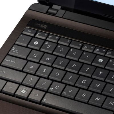 Ноутбук ASUS K53BY (X53B) E-350 Windows 7 90N57I128W1153RD13AC