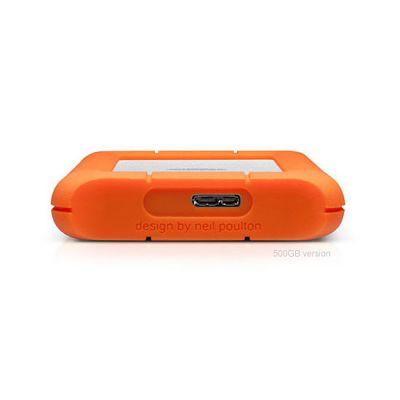 Внешний жесткий диск LaCie Rugged Mini 500Gb USB 3.0 301555