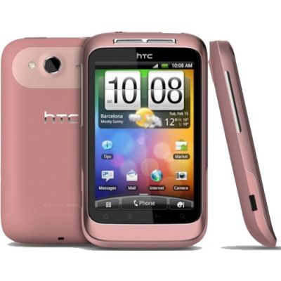 ��������, HTC Wildfire S Pink