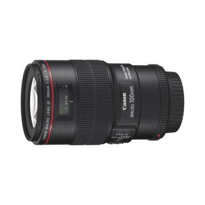 Объектив для фотоаппарата Canon ef 100 f/2.8L Macro is usm Canon ef [3554B005]