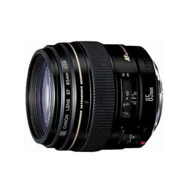 Объектив для фотоаппарата Canon ef 85 f/1.8 usm Canon ef [2519A012]