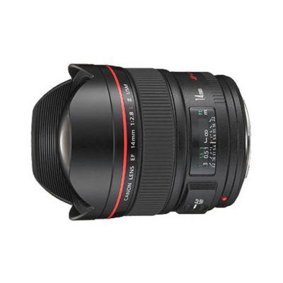 Объектив для фотоаппарата Canon ef 14 f/2.8L II usm Canon ef [2045B005]
