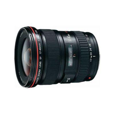 Объектив для фотоаппарата Canon ef 17-40 f/4L usm Canon ef (ГТ Canon) [8806A007]