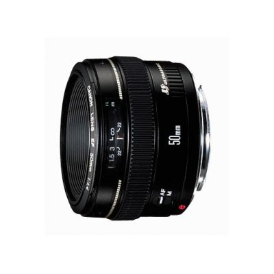 Объектив для фотоаппарата Canon ef 50 f/1.4 usm Canon ef [2515A012]