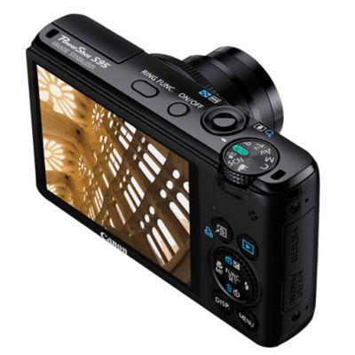 Зеркальный фотоаппарат Canon PowerShot S95 (ГТ Canon)