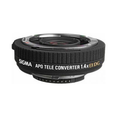 Объектив для фотоаппарата Sigma для Nikon apo tele 1.4 X ex dg Nikon Телеконвер
