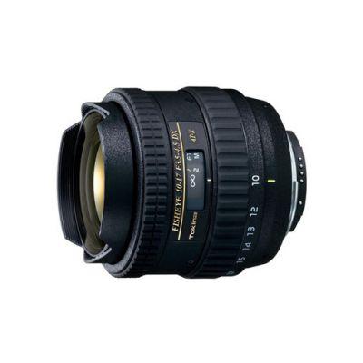 Объектив для фотоаппарата Tokina для Canon AF 10-17 mm F/3.5-4.5 AT-X 107 dx Fish-Eye Canon ef (ГТ Tokina)