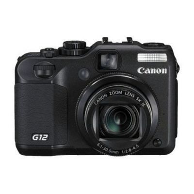 ���������� ����������� Canon PowerShot G12 (�� Canon)