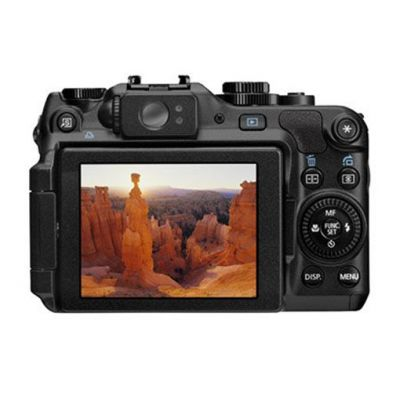 Зеркальный фотоаппарат Canon PowerShot G12 (ГТ Canon)
