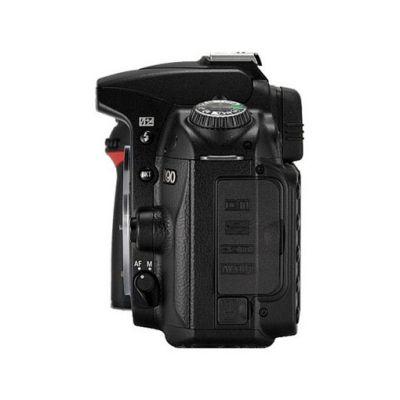 Зеркальный фотоаппарат Nikon D90 Body [VBA230AE]