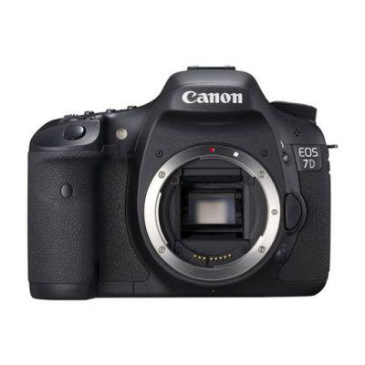 Зеркальный фотоаппарат Canon eos 7D Body (ГТ Canon) [3814B006]