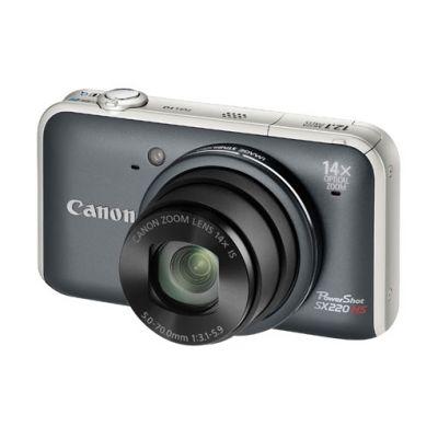 Зеркальный фотоаппарат Canon PowerShot SX220 hs (ГТ Canon)