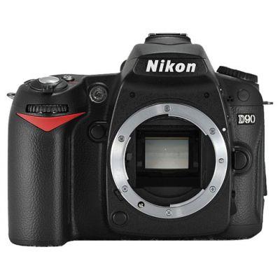 Зеркальный фотоаппарат Nikon D90 Kit 18-105mm f/3.5-5.6G IF-ED dx vr Nikkor [VBA230K001]