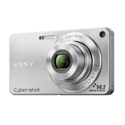 Зеркальный фотоаппарат Sony Cyber-Shot DSC-W350 Silver (ГТ Sony)