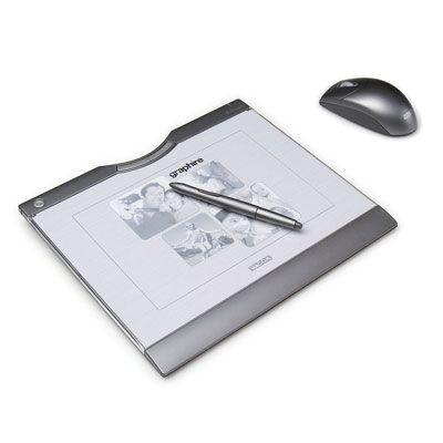 Графический планшет, Wacom Wireless Pen Tablet (Graphire 3 Bluetooth) CTE-630BT3
