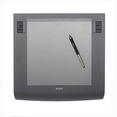 Графический планшет, Wacom Intuos3 A4 dtp PTZ-1230-D