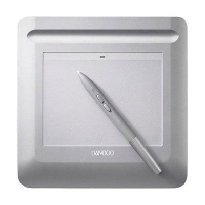Графический планшет, Wacom Bamboo One CTF-430/S-RU