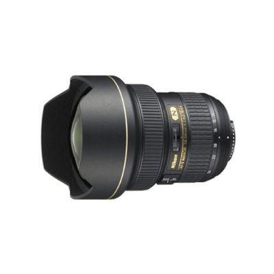 Объектив для фотоаппарата Nikon 14-24mm f/2.8G ed AF-S Nikkor Nikon F JAA801DA