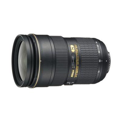 Объектив для фотоаппарата Nikon 24-70mm f/2.8G ed AF-S Nikkor Nikon F JAA802DA