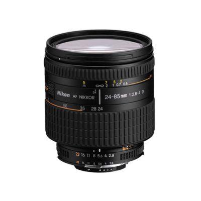 Объектив для фотоаппарата Nikon 24-85mm f/3.5-4.5G AF-S dx ed vr