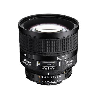 Объектив для фотоаппарата Nikon 85mm f/1.8D AF Nikkor Nikon F (ГТ Nikon)