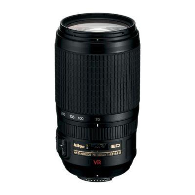 Объектив для фотоаппарата Nikon 70-300mm f/4.5-5.6G ED-IF AF-S vr Zoom-Nikkor JAA795DA