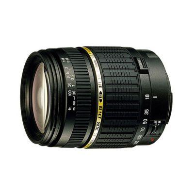 Объектив для фотоаппарата Tamron для Nikon AF 18-200mm F/3,5-6,3 xr Di II ld Aspherical (IF) Macro Nikon F (ГТ Tamron)