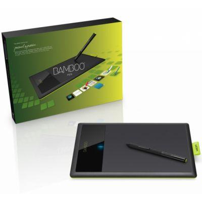 Графический планшет, Wacom Bamboo Pen CTL-470K-RUPL