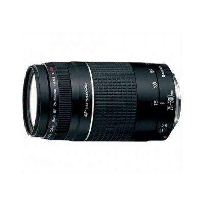 Объектив для фотоаппарата Canon ef 75-300 f/4-5.6 III usm Canon ef (ГТ Canon) [6472A012]