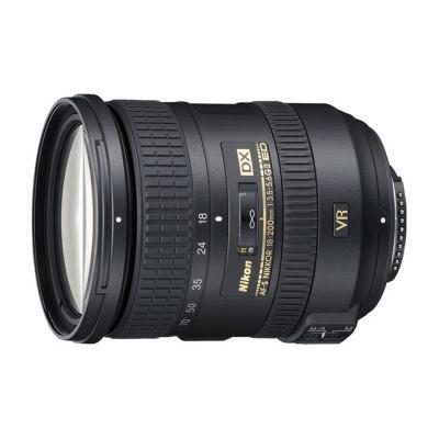 Объектив для фотоаппарата Nikon 18-200mm f/3.5-5.6G ed AF-S vr II dx Zoom-Nikkor Nikon F JAA813DA