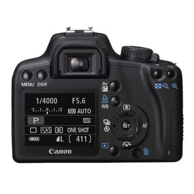 Зеркальный фотоаппарат Canon eos 1000D Kit EF-S 18-55 (ГТ Canon)