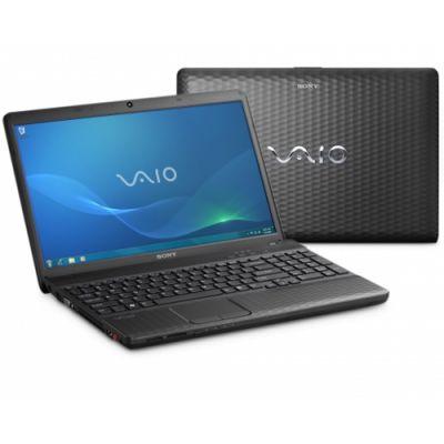 Ноутбук Sony VAIO VPC-EH2S1R/B