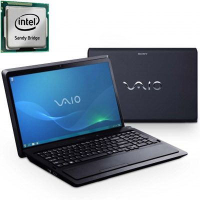 Ноутбук Sony VAIO VPC-F23X1R/BI