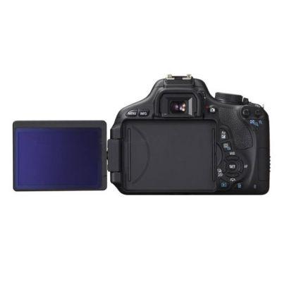 Зеркальный фотоаппарат Canon eos 600D kit 18-55 is II [5170B006]