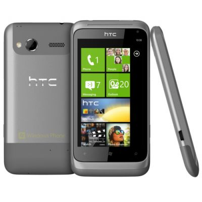��������, HTC Radar Grey