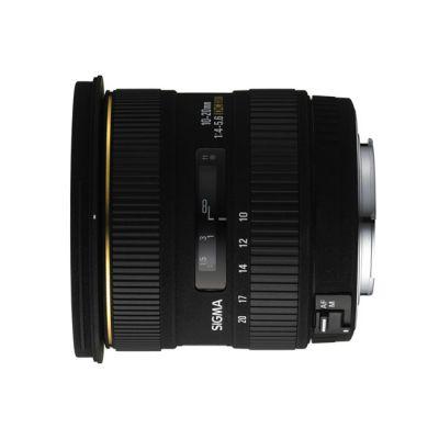 Объектив для фотоаппарата Sigma для Canon AF 10-20mm f/4-5.6 ex DC hsm Canon ef (ГТ Sigma)