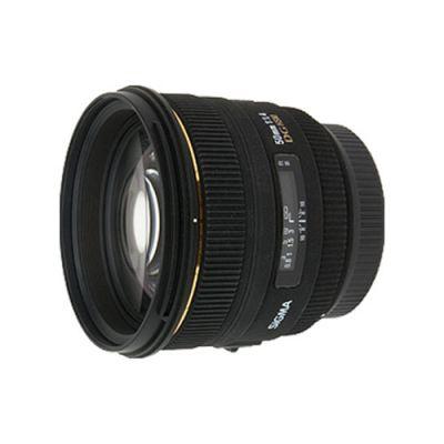 Объектив для фотоаппарата Sigma для Nikon AF 50mm f/1.4 ex dg hsm Nikon F (ГТ Sigma)
