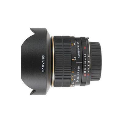 Объектив для фотоаппарата Samyang для Canon 14mm f/2.8 Canon ef (ГТ Samyang)