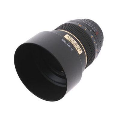 Объектив для фотоаппарата Samyang для Canon 85mm f/1.4 Canon ef (ГТ Samyang)