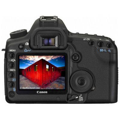 Зеркальный фотоаппарат Canon eos 5D Mark II Kit ef 24-105 mm f/4,0L is usm (